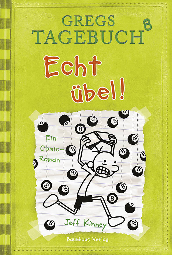Gregs Tagebuch 8 - Echt übel! [Versione tedesca]