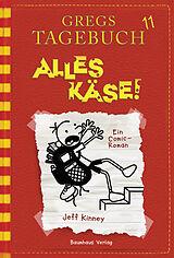 Gregs Tagebuch 11 - Alles Käse! [Version allemande]