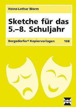 Sketche für das 5. - 8. Schuljahr [Versione tedesca]