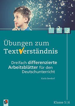 bungen zum textverst ndnis dreifach differenzierte arbeitsbl tter f r den deutschunterricht 5. Black Bedroom Furniture Sets. Home Design Ideas