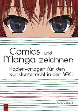 Kartonierter Einband Comics und Manga zeichnen von Gerlinde Blahak