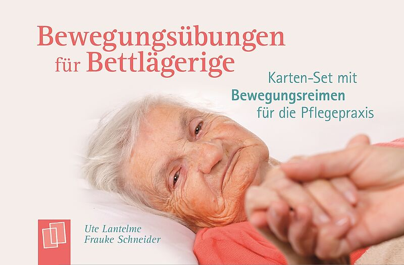 Bewegungsübungen für Bettlägerige [Versione tedesca]
