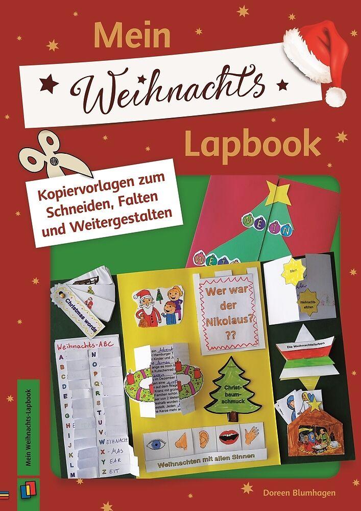 Mein Weihnachts-Lapbook. Kopiervorlagen - Doreen Blumhagen - Buch ...