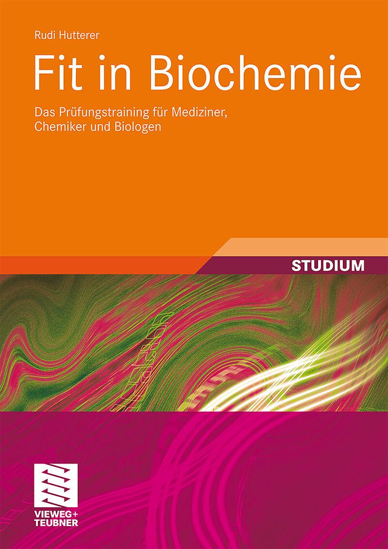 Fit in Biochemie - Rudi Hutterer - Buch kaufen | exlibris.ch