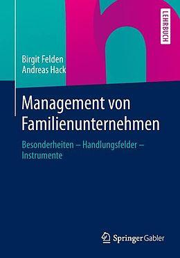 Management von Familienunternehmen [Versione tedesca]