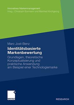 E-Book (pdf) Identitätsbasierte Markenbewertung von Marc Jost-Benz