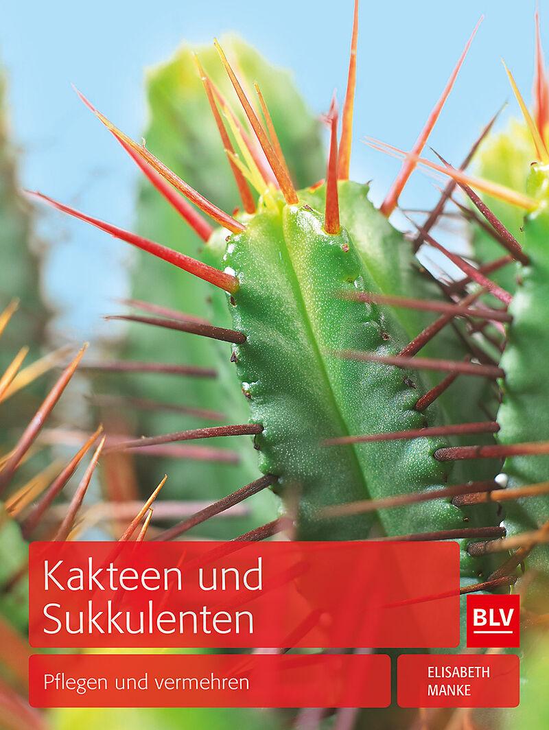 Kakteen Und Sukkulenten Elisabeth Manke Buch Kaufen Ex Libris