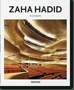 Fester Einband Zaha Hadid von Philip Jodidio