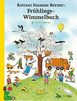 Frühlings-Wimmelbuch [Version allemande]