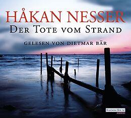 Audio CD (CD/SACD) Der Tote vom Strand von Håkan Nesser