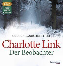 Audio CD (CD/SACD) Der Beobachter von Charlotte Link