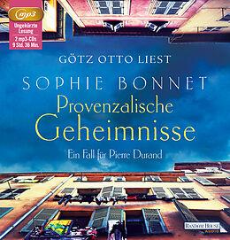 Audio CD (CD/SACD) Provenzalische Geheimnisse von Sophie Bonnet