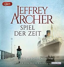Audio CD (CD/SACD) Spiel der Zeit von Jeffrey Archer