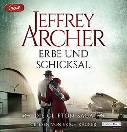 Audio CD (CD/SACD) Erbe und Schicksal von Jeffrey Archer