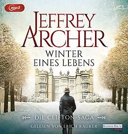 Audio CD (CD/SACD) Winter eines Lebens von Jeffrey Archer