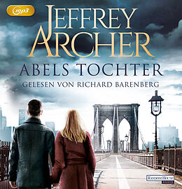 Audio CD (CD/SACD) Abels Tochter von Jeffrey Archer
