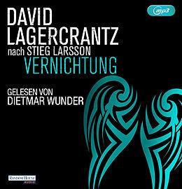 Audio CD (CD/SACD) Vernichtung von David Lagercrantz