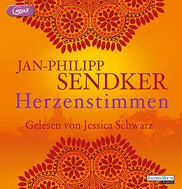 Audio CD (CD/SACD) Herzenstimmen von Jan-Philipp Sendker