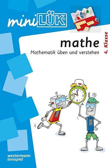 miniLÜK mathe 4. Klasse - - Buch kaufen | exlibris.ch