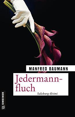 Kartonierter Einband Jedermannfluch von Manfred Baumann