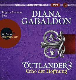 Audio CD (CD/SACD) Outlander  Echo der Hoffnung von Diana Gabaldon