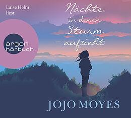 Audio CD (CD/SACD) Nächte, in denen Sturm aufzieht von Jojo Moyes