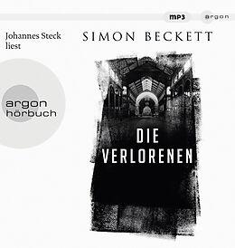 Audio CD (CD/SACD) Die Verlorenen von Simon Beckett