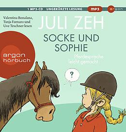 Audio CD (CD/SACD) Socke und Sophie von Juli Zeh