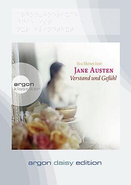 Audio CD (CD/SACD) Verstand und Gefühl (DAISY Edition) von Jane Austen