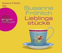 Audio CD (CD/SACD) Lieblingsstücke von Susanne Fröhlich