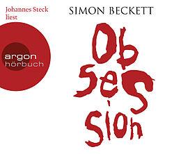 Audio CD (CD/SACD) Obsession von Simon Beckett