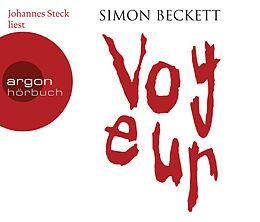 Audio CD (CD/SACD) Voyeur von Simon Beckett