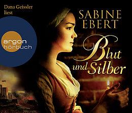 Audio CD (CD/SACD) Blut und Silber von Sabine Ebert