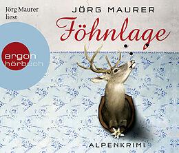 Audio CD (CD/SACD) Föhnlage von Jörg Maurer