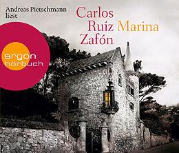 Audio CD (CD/SACD) Marina von Carlos Ruiz Zafón