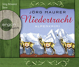 Audio CD (CD/SACD) Niedertracht von Jörg Maurer