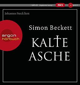 Audio CD (CD/SACD) Kalte Asche von Simon Beckett