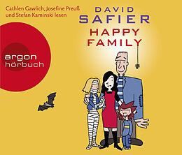 Audio CD (CD/SACD) Happy Family von David Safier