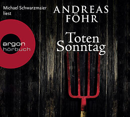 Audio CD (CD/SACD) Totensonntag von Andreas Föhr