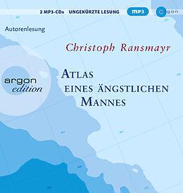 Audio CD (CD/SACD) Atlas eines ängstlichen Mannes von Christoph Ransmayr