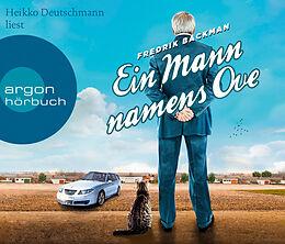 Audio CD (CD/SACD) Ein Mann namens Ove von Fredrik Backman