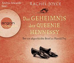 Audio CD (CD/SACD) Das Geheimnis der Queenie Hennessy von Rachel Joyce
