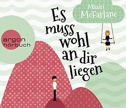 Audio CD (CD/SACD) Es muss wohl an dir liegen von Mhairi McFarlane