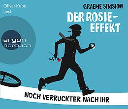 Audio CD (CD/SACD) Der Rosie-Effekt von Graeme Simsion