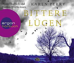 Audio CD (CD/SACD) Bittere Lügen von Karen Perry