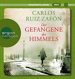 Audio CD (CD/SACD) Der Gefangene des Himmels von Carlos Ruiz Zafón