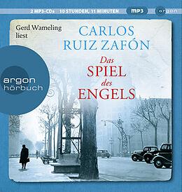 Audio CD (CD/SACD) Das Spiel des Engels von Carlos Ruiz Zafón