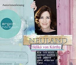 Audio CD (CD/SACD) Neuland von Ildikó von Kürthy
