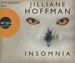 Audio CD (CD/SACD) Insomnia von Jilliane Hoffman