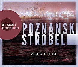 Audio CD (CD/SACD) Anonym von Ursula Poznanski, Arno Strobel